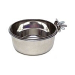 Stainless Coop Cup with clamp 5 oz