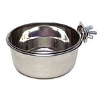 Stainless Coop Cup with clamp 20 oz