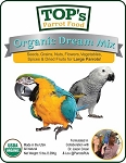 Tops Organic Dream Mix Large Parrot 5 lb